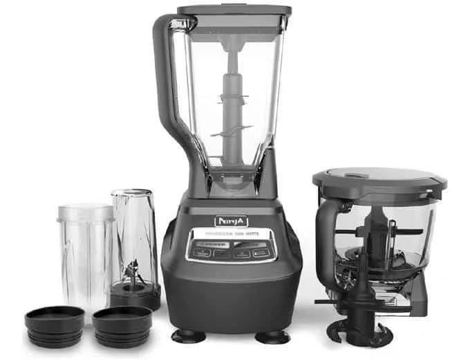 ninja mega kitchen system bl770 reviews smart appliances blender review accessories