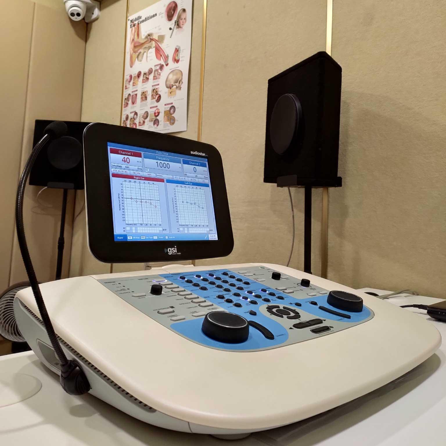 聽力檢查費用 | 聽覺測試/驗耳 | 長者聽力測試 - EasyHear 清晰聽