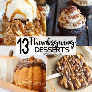 Best Thanksgiving Desserts