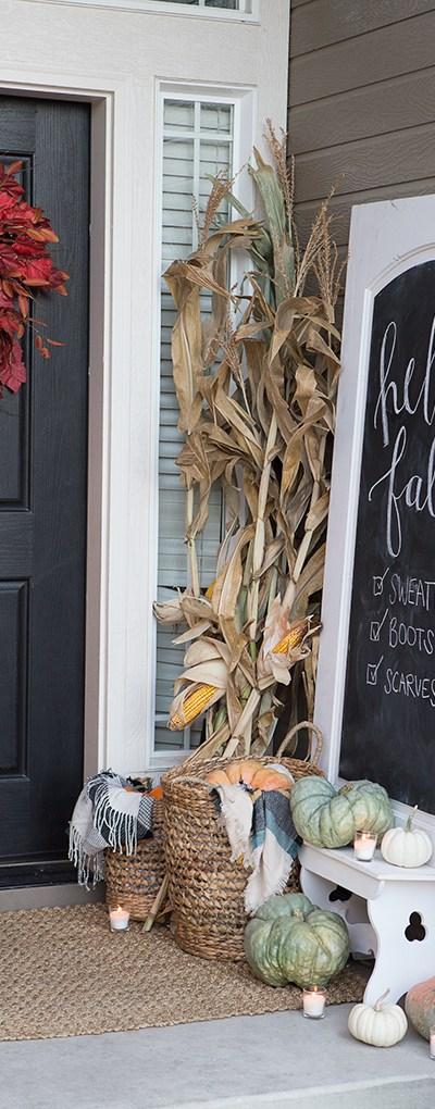 Fall Porch Ideas