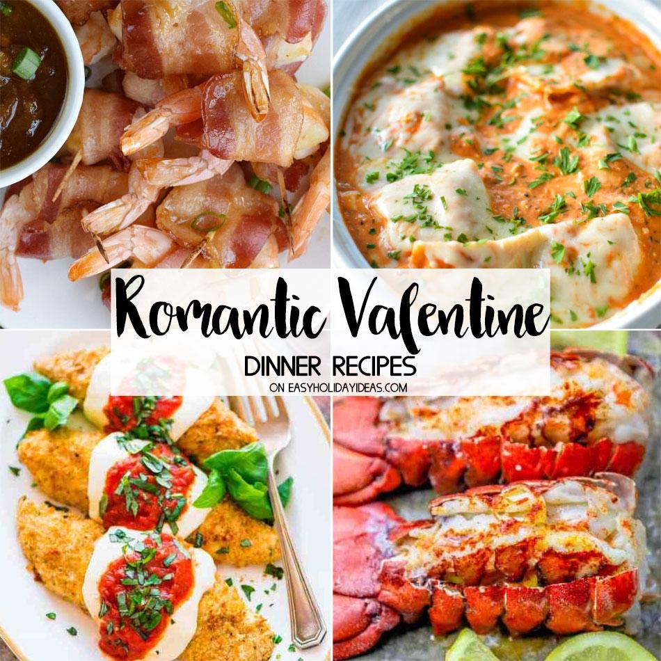 Romantic Valentine Dinner Recipes