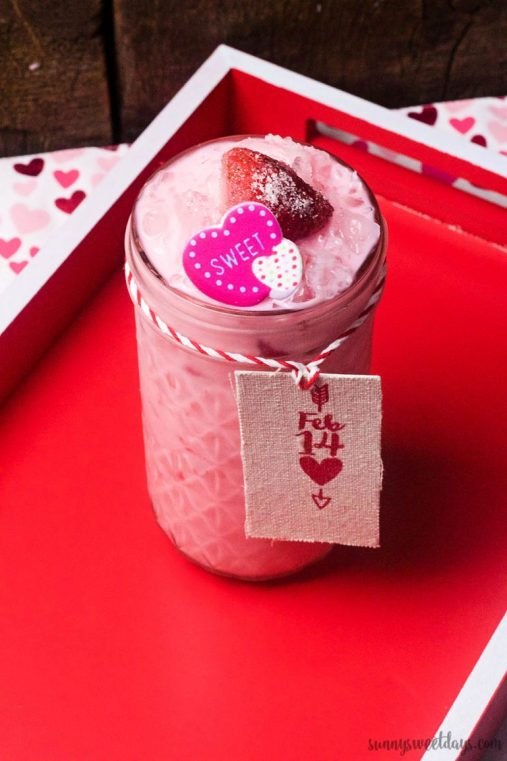 Amazing Valentine Drink Recipes