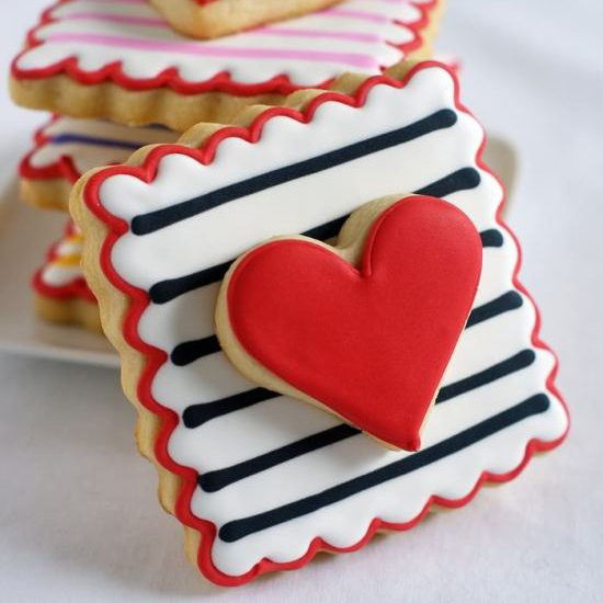Valentine Cookie Recipes
