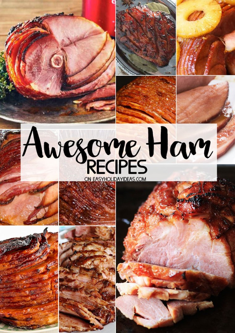 Awesome Ham Recipes