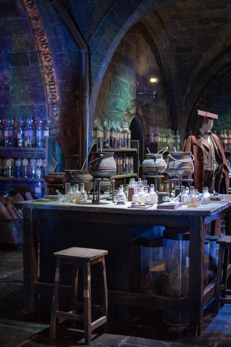 Warner Bross studio Harry Potter