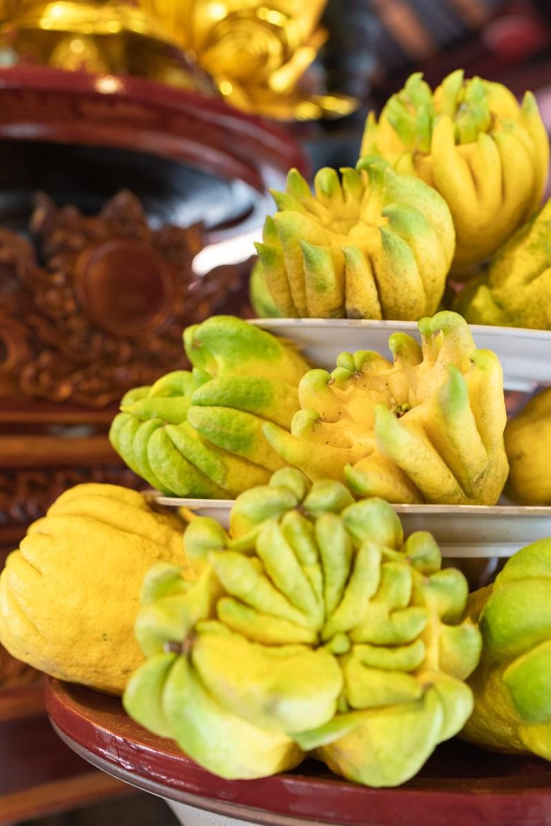 Buddha hands fruit