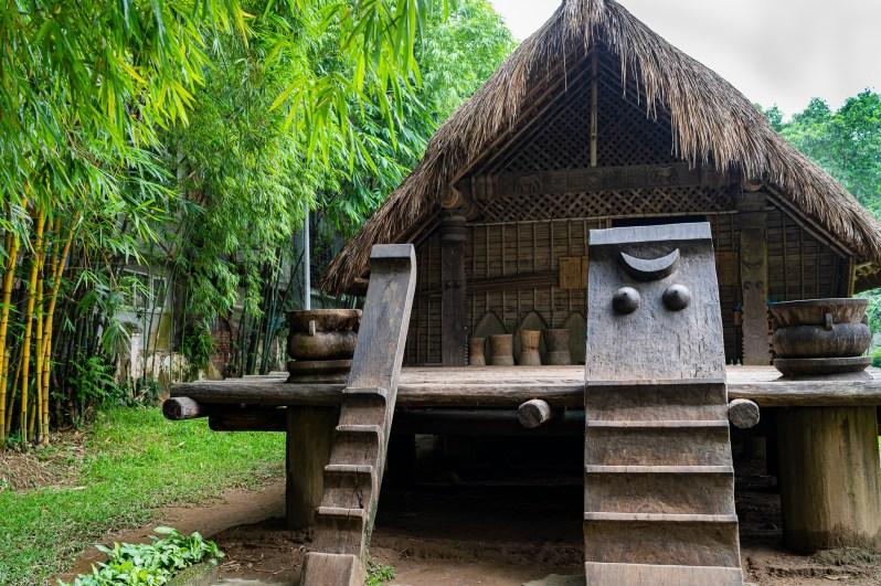 Holiday diary - Hanoi - Vietnam Museum of Ethnology
