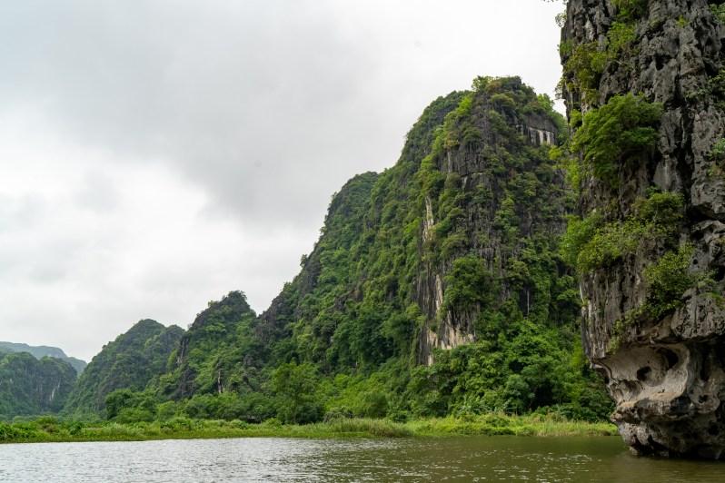 Vietnam holiday - sampan tour