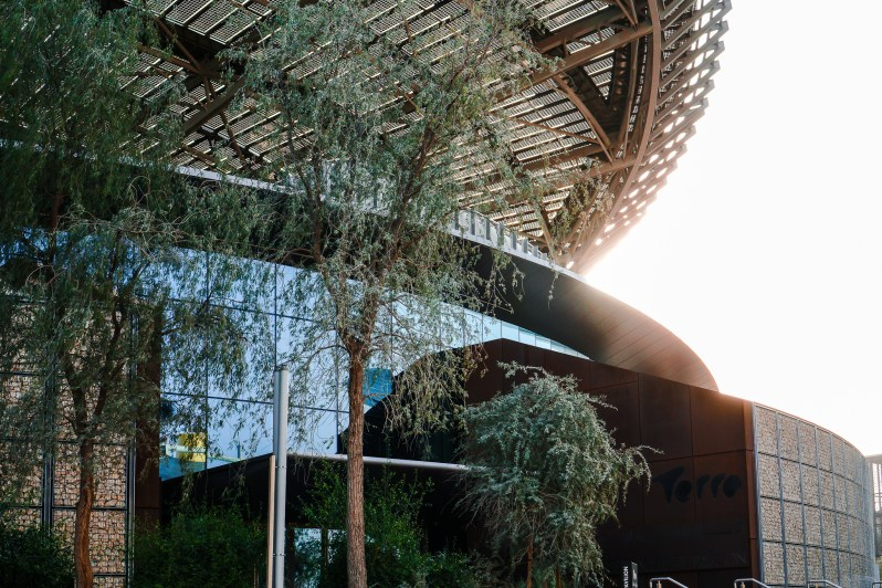A sneak peek at Expo 2020 - The Sustainability Pavilion Expo 2020