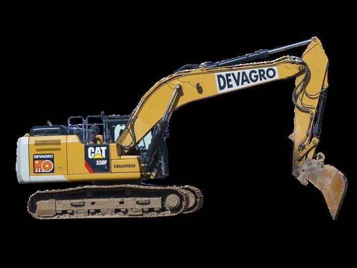 earthwork equipment-crawler dozer