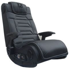 Video Game Chair Slipcover For And A Half T Cushion Gaming Chairs Easy Home Concepts X Rocker Pro H3