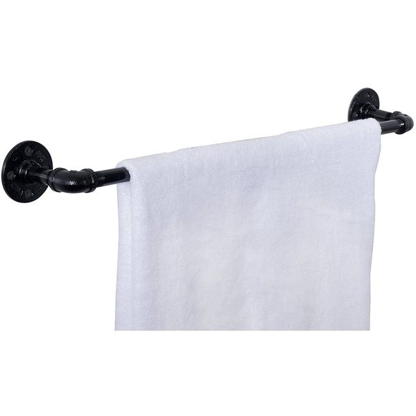 Wrought Iron Towel Racks