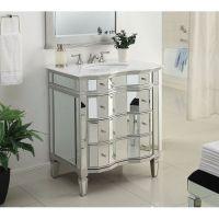 Mirrored Vanities - Easy Home Concepts