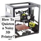 How To Soundproof a 3D printer
