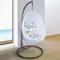Easyhouse  Nesty White Swing Chair