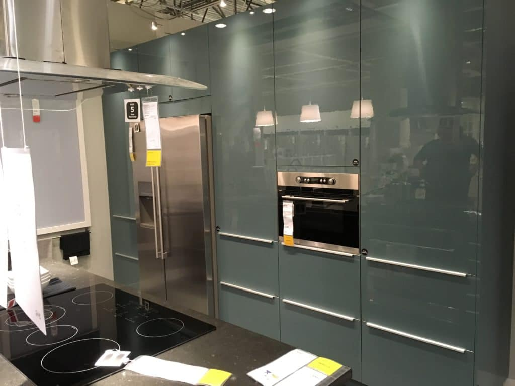 Kitchen Lighting Showroom