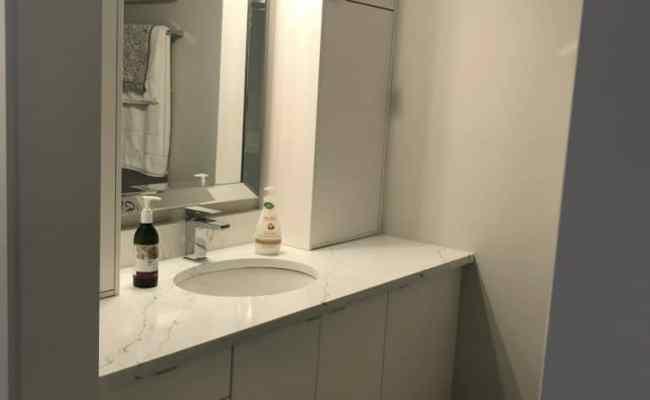 Ikea Sektion Kitchen Cabinets As Bathroom Vanities Easy