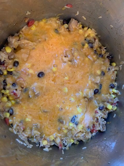 easy instant pot burrito bowls