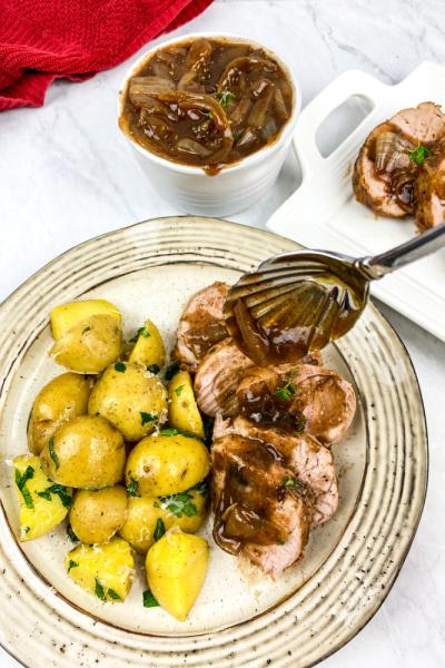 Instant Pot Pork Tenderloin Recipe
