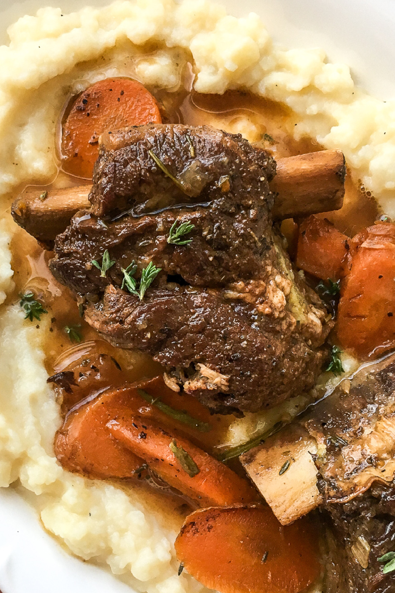 """Featured image for """"Savory Instant Pot Short Ribs"""""""