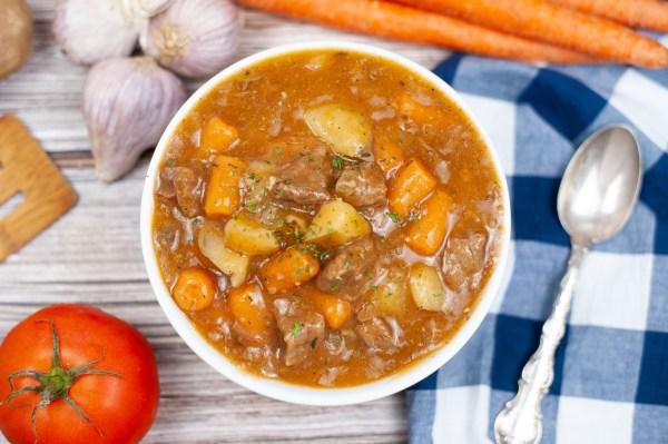 Instant Pot Beef Stew Recipe (1)
