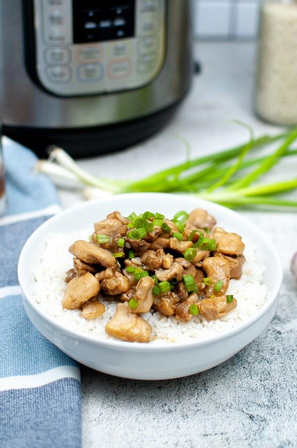 Instant Pot Bourbon Chicken Recipe (3)