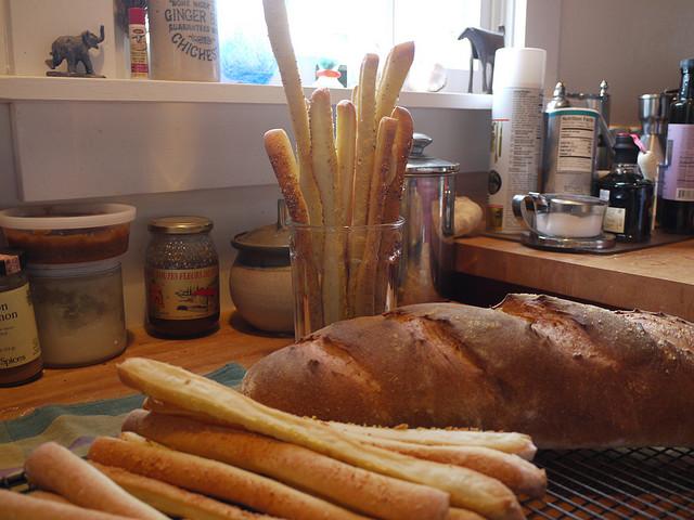 Italian Breadstick Recipe