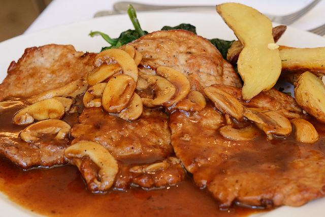 Italian Veal Scallopini Recipe