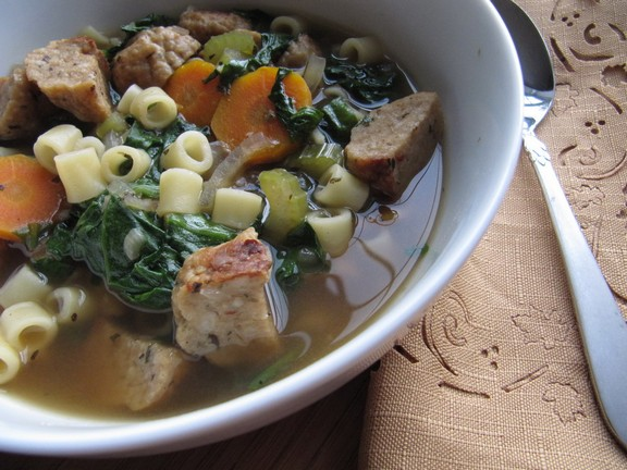 Slow Cooker Italian Wedding Soup recipe photo