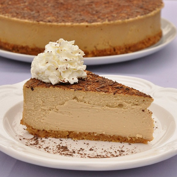 Tiramisu Cheesecake recipe photo