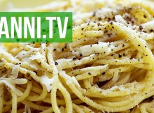Cacio e Pepe - Italian Mac and Cheese, Viewer's Choice Special, Italian Recipe (VIDEO)