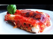 Cannelloni - Italian Cannelloni Recipe (VIDEO)