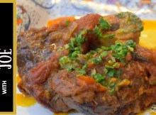 How to Make Osso Buco Ossobuco Recipe from Milan Cooking Italian with Joe (VIDEO)