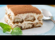 How to Make Tiramisu - Classic Italian Dessert Recipe (VIDEO)