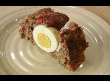 How to make Italian Meatloaf (VIDEO)