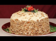 Italian Cream Cake Recipe (VIDEO)