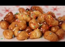 Italian Struffoli Recipe (VIDEO)
