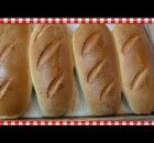 Italian Style Sub Rolls Recipe & Demo (VIDEO)