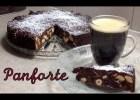 Panforte Italian Christmas Cake recipe tutorial (VIDEO)