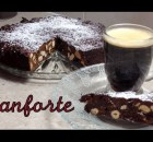 Panforte Italian Christmas Cake recipe tutorial (VIDEO)