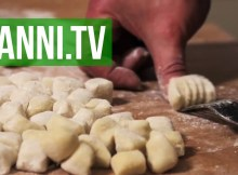 Potato Gnocchi With 3 Sauces, Italian Recipe (VIDEO)