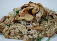 Risotto with Porcini Mushrooms - Italian recipe (VIDEO)