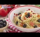 Spaghetti puttanesca - original Italian recipe (VIDEO)