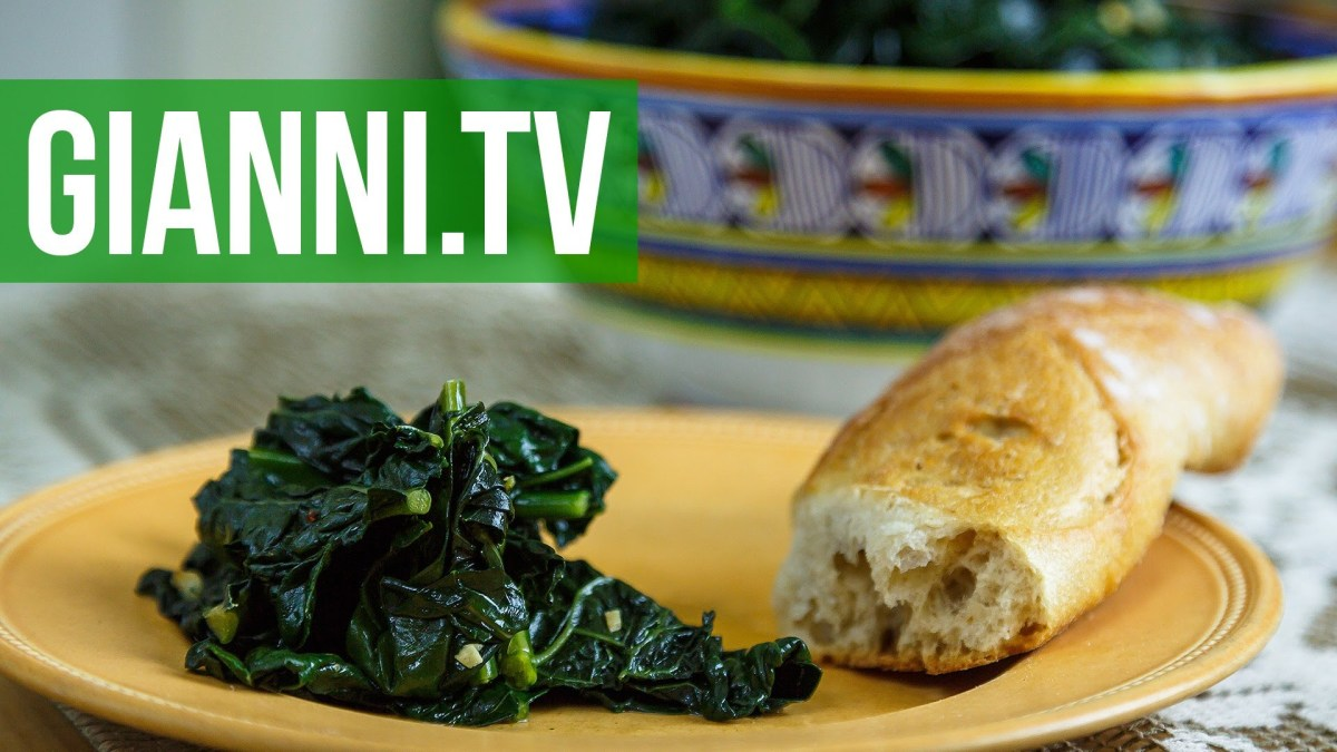 Tuscan black kale italian recipe vegan med paleo video tuscan black kale italian recipe vegan med paleo video easy italian recipes forumfinder Image collections