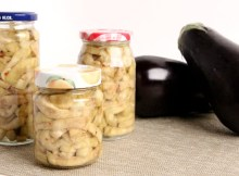 Konserviertes italienisches Auberginenrezept - Laura Vitale (VIDEO)