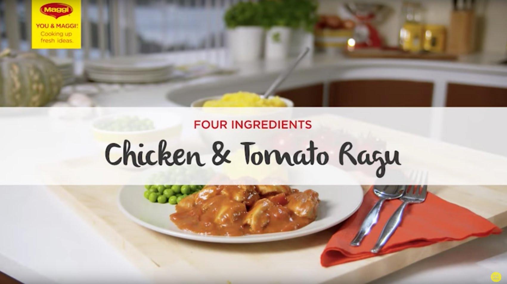 How to Make Chicken Ragu (VIDEO)