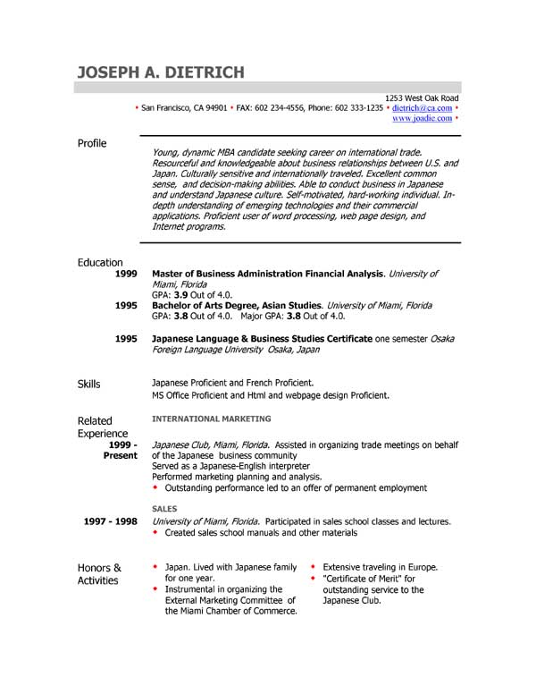 28 sample of uk resume bartender cv example for restaurant - Uk Resume Example