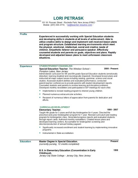 Resume Writing 101  Need to Write a Resume and Dont Know Where to Start  EasyJob