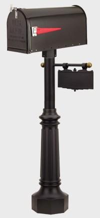 Outdoor Pedestal Lamp Post Mount - Outdoor Lighting Ideas