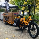 carla bike trailer and tern gsd bikes for business